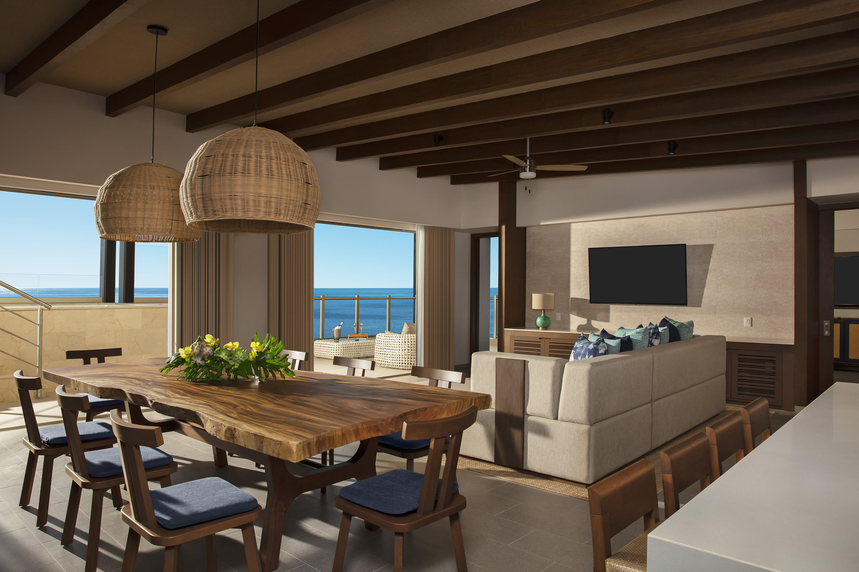 Preferred Club Presidential Suite – Living Area