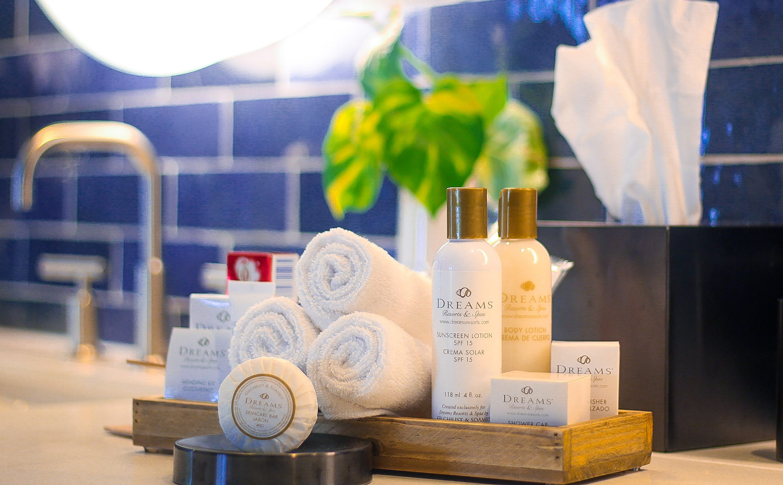 All Preferred Club – bathroom amenities