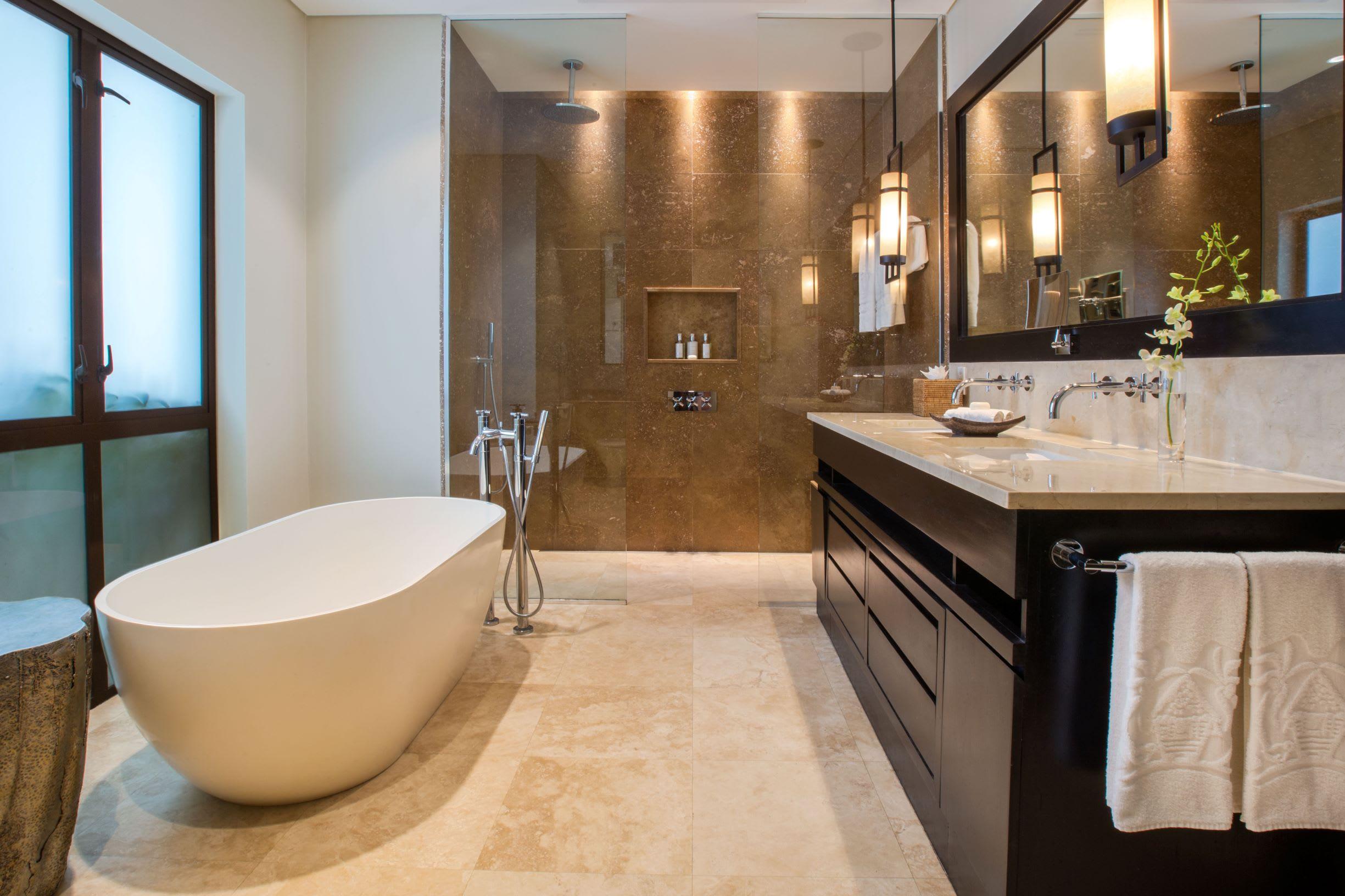 Beach House Suite Sand Dollar   bathroom