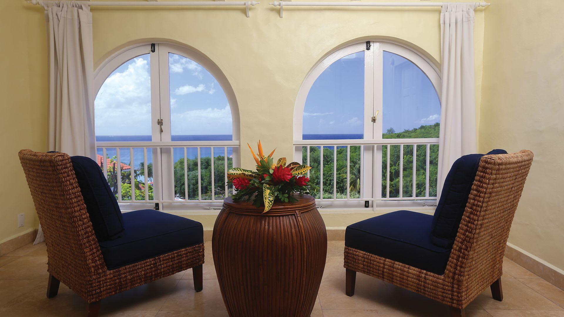 Ocean View Guest room view
