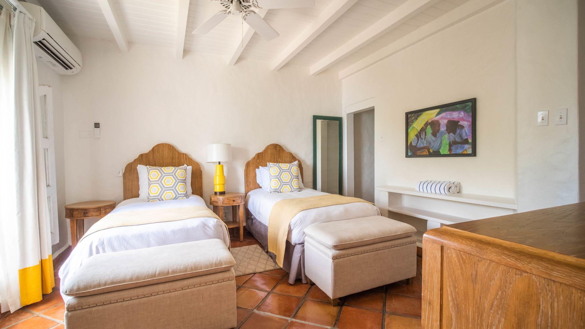 Premium Two Bed Villa twin