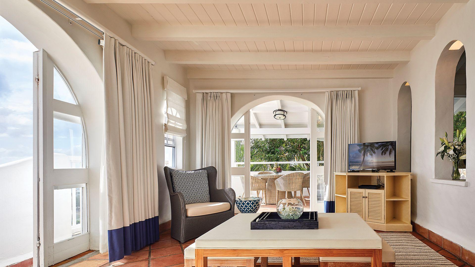 Premium Two Bed Villa living