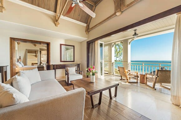 Beachfront St Regis Balcony room
