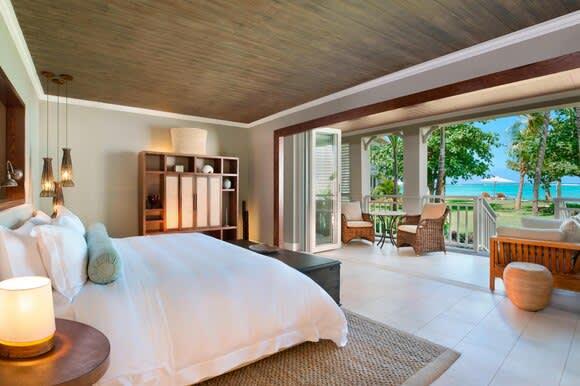 Ocean Junior Suite and view