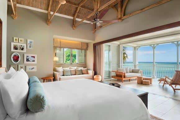 Beachfront Balcony Junior Suite view