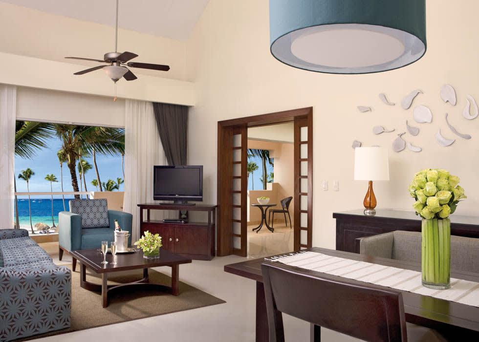Preferred Club Honeymoon Suite Ocean View