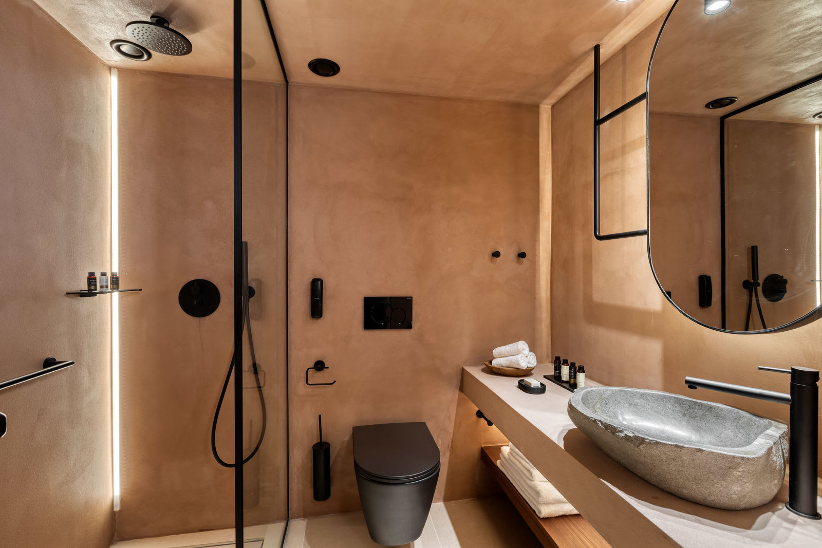 Horixon Family Retreat bathroom