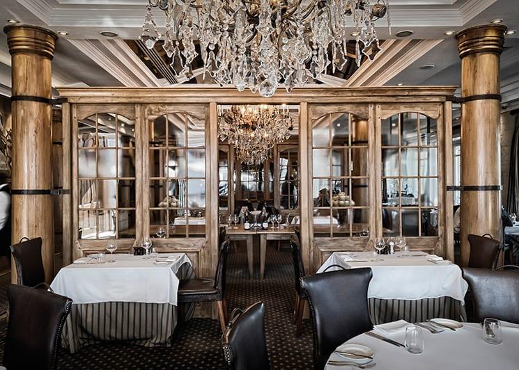 Cape Grace Signal Restaurant