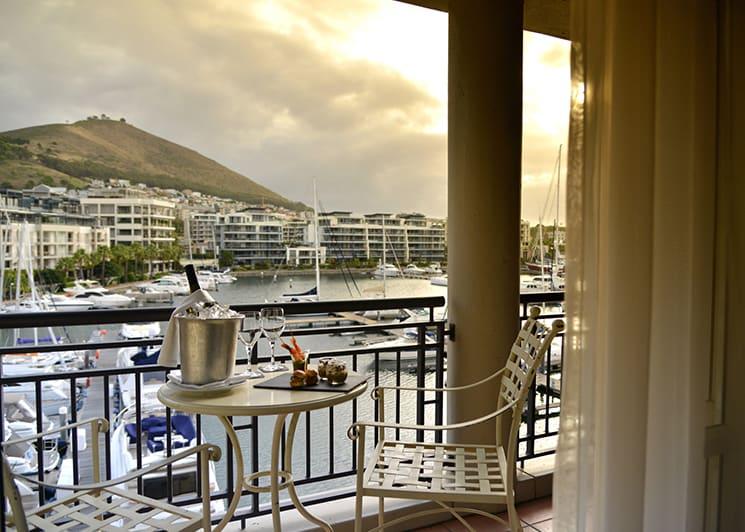 Cape Grace Superior Room Marina View