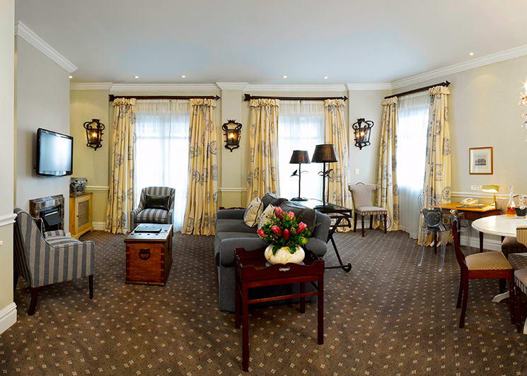 Cape Grace Penthouse