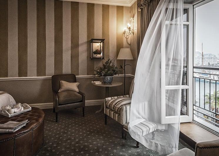 Cape Grace Luxury Room