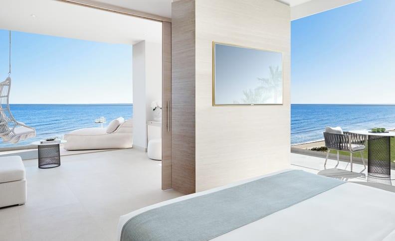 Deluxe One Bedroom Suite Sea Front View