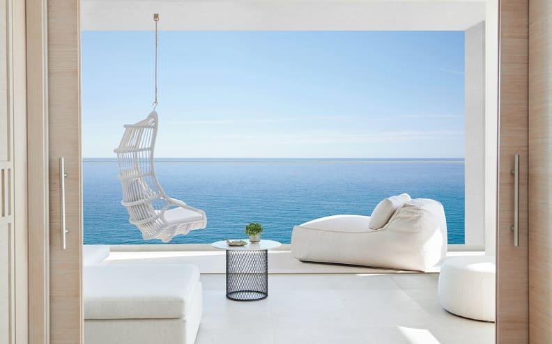 Deluxe One Bedroom Suite Sea Front View Balcony