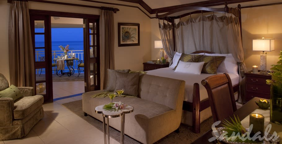 Grand Duchess Suite bedroom