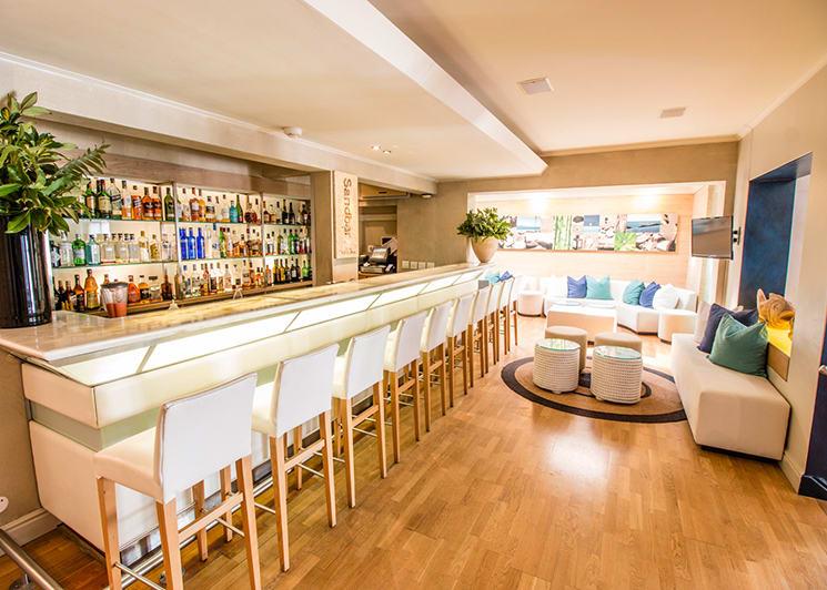 The Plettenberg Sand Bar Seating