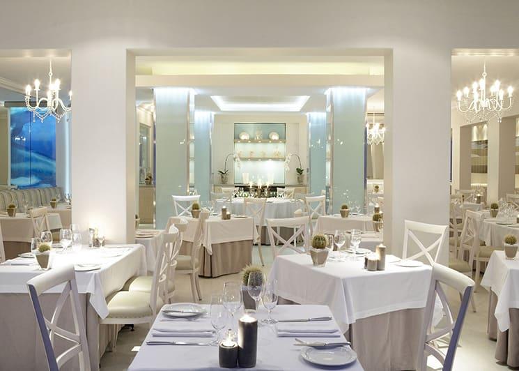 The Plettenberg Seafood Interior Seating