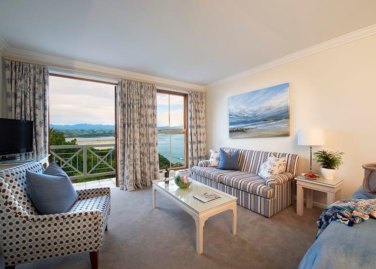 The Plettenberg Luxury Double Room Sea View Lounge