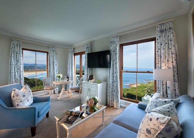 The Plettenberg Premier Suite Lounge Room