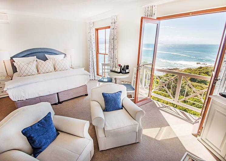 The Plettenberg Luxury Double Room Sea View