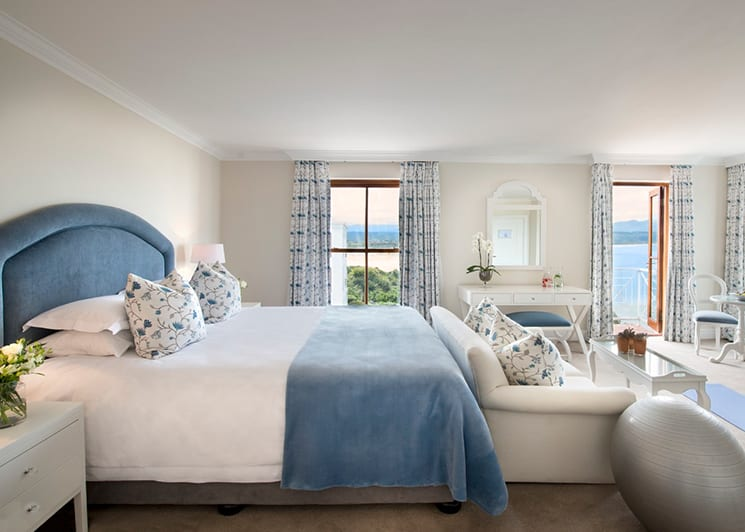 The Plettenberg Suite Bedroom