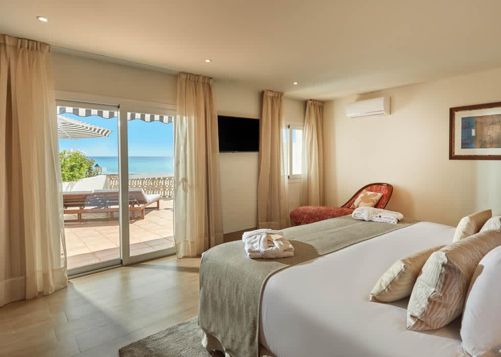 Master Suite Ocean front
