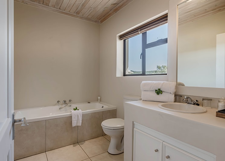 The Robberg Cordovan Bathroom