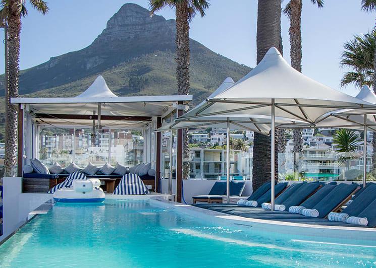 The Bay Hotel Sandy B Pool