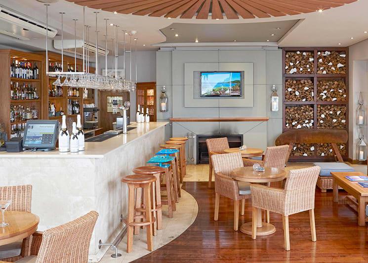 The Bay Hotel Sandy B Pool Bar