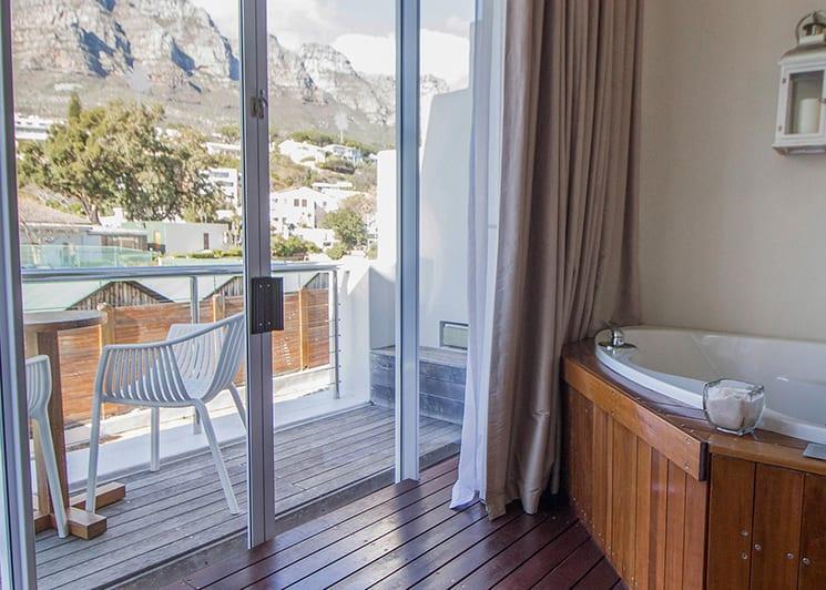 The Bay Hotel Premier Hot Tub