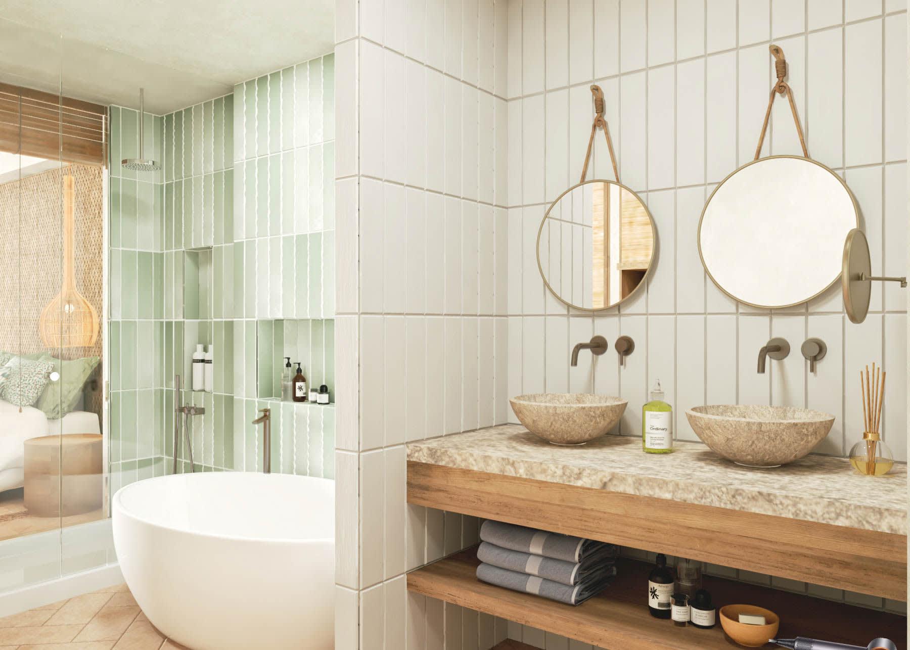 Junior Suite Sea View with Private Pool Bathroom
