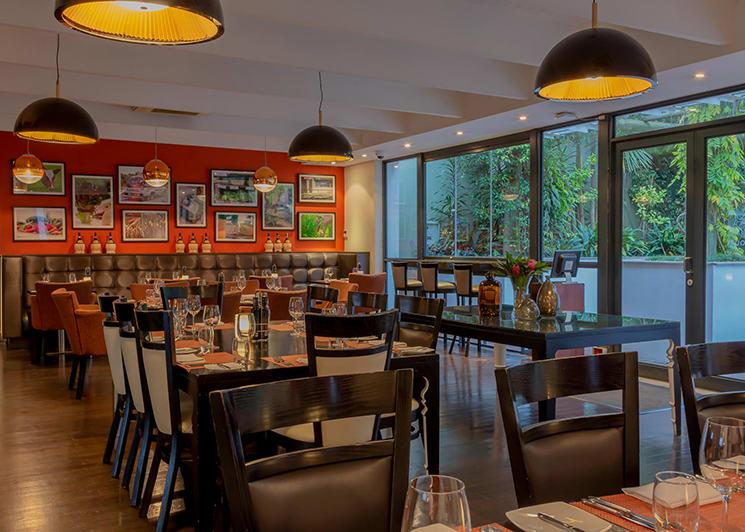 Fancourt Hotel La Cantina Dining