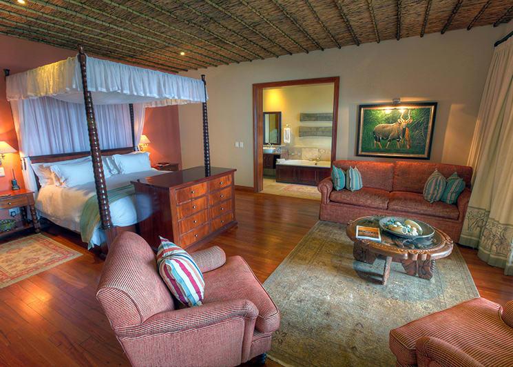 Oceana Beach & Wildlife Lodge Suite