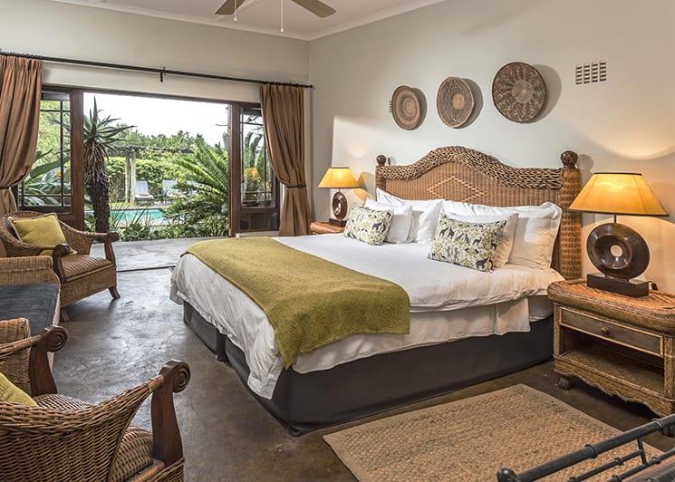 Kariega The Homestead Bedroom