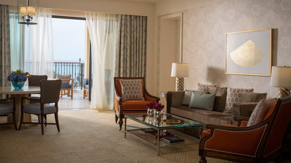 Jumeirah Sea View Suite
