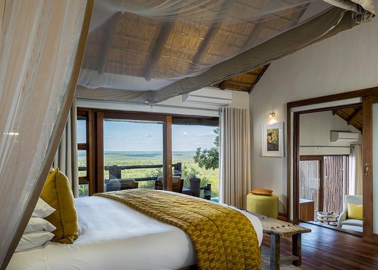 Ulusaba Rock Lodge Makwela Suite