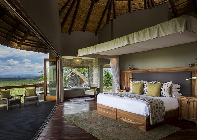 Ulusaba Cliff Lodge 1 Bedroom