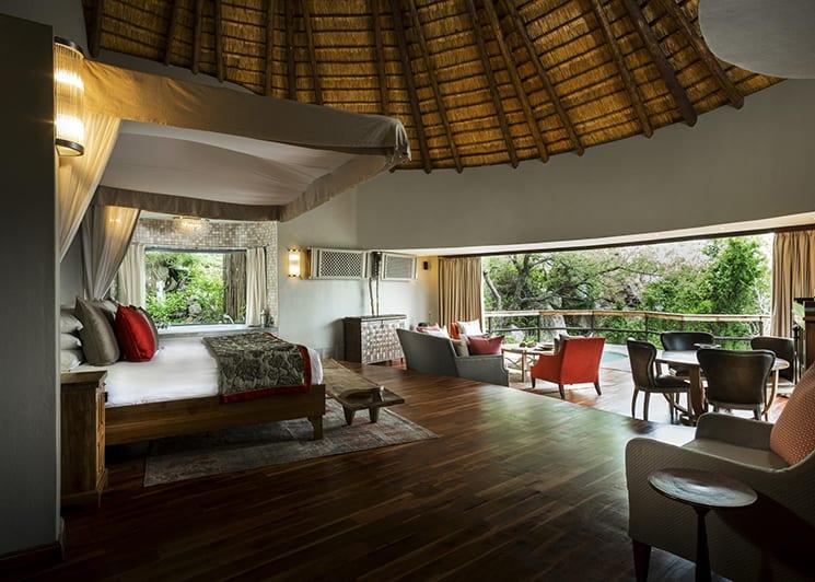 Ulusaba Cliff Lodge 2 Bedroom