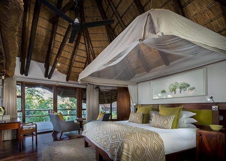 Ulusaba Safari Lodge Elephant Bedroom