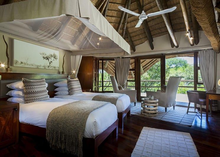 Ulusaba Safari Lodge Elephant Room
