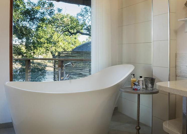 Ulusaba Safari Lodge Safari Room Bathroom