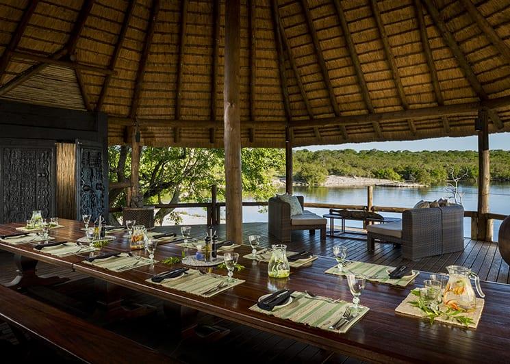 Ulusaba Safari Lodge Treehouse Suite
