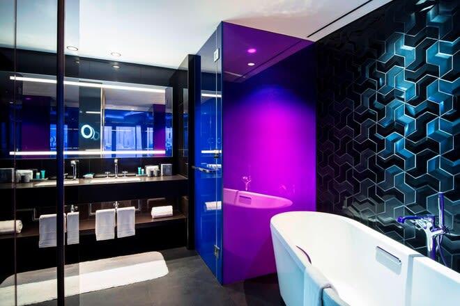 Marvellous Suite bathroom