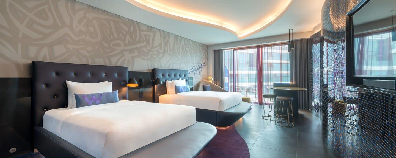 Wonderful Room twin