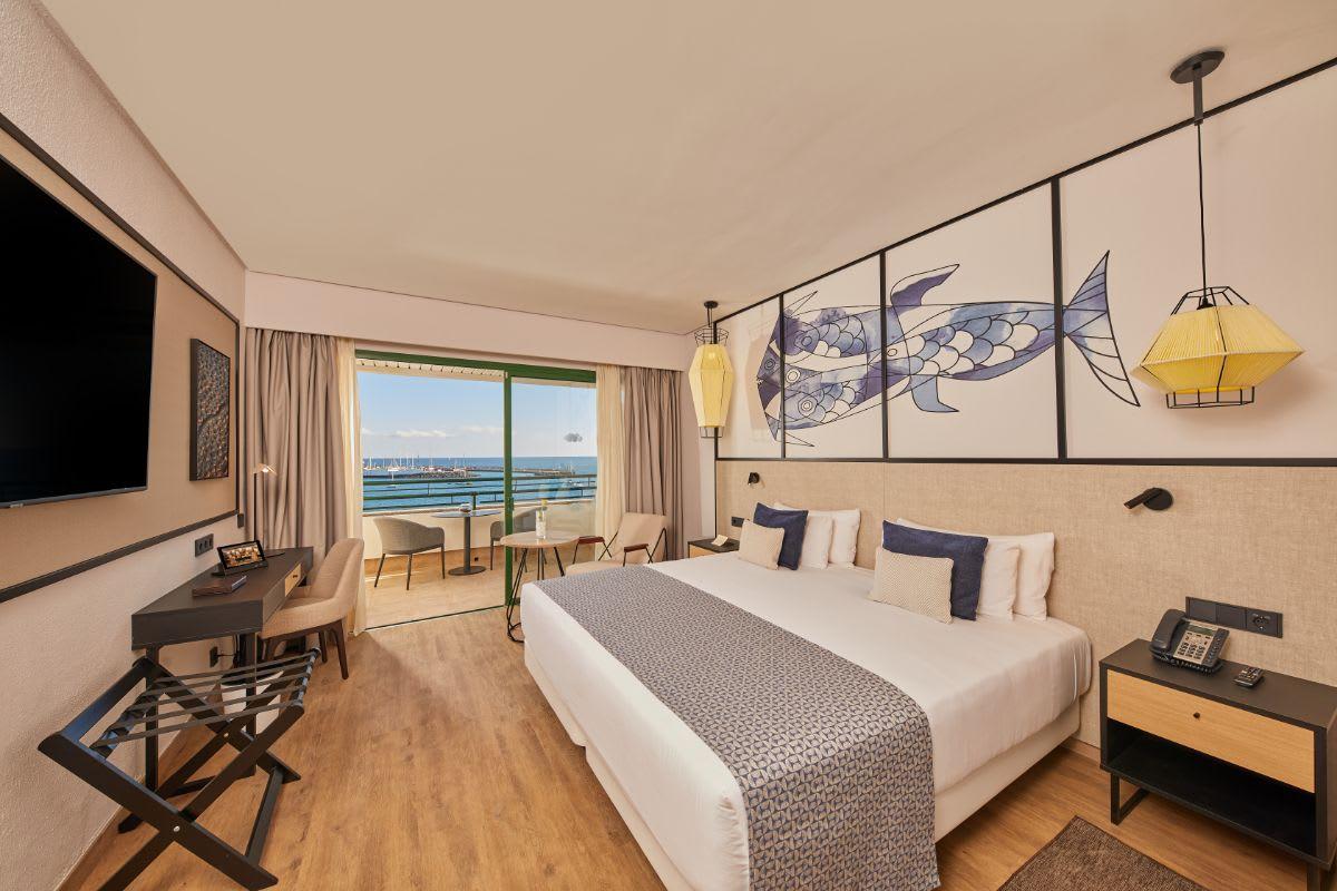 Preferred Double Ocean View bedroom