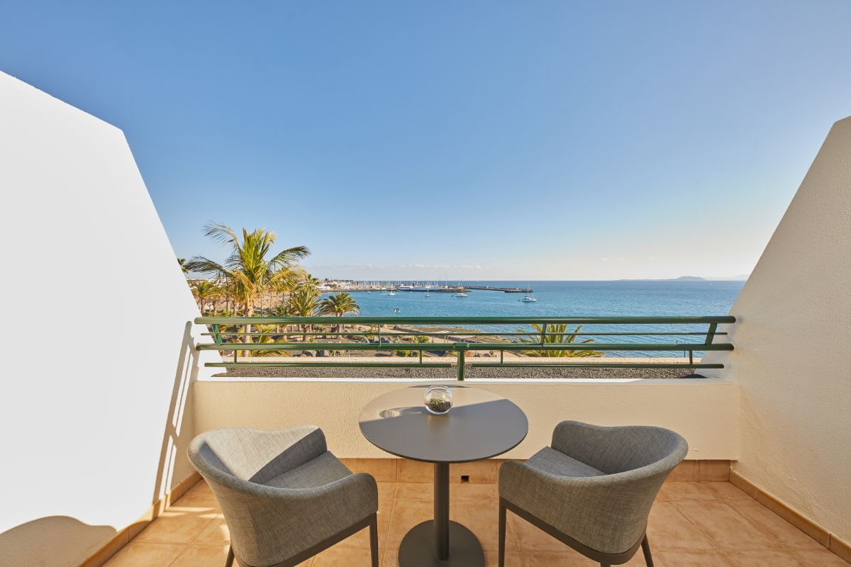 Preferred Double Ocean View balcony