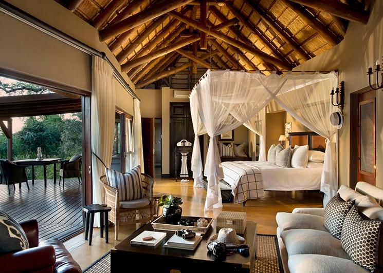 Lion Sands Tinga Lodge Tinga Suite