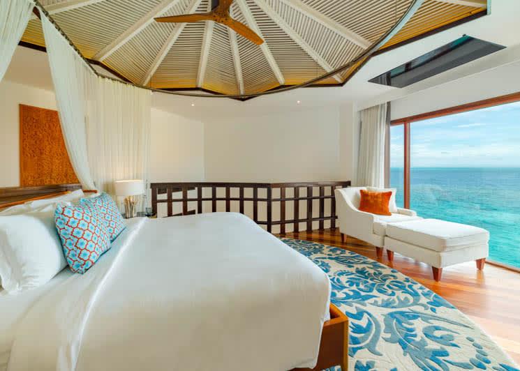 Ozen Reserve Bolifushi Private Ocean Reserve   Master Bedroom