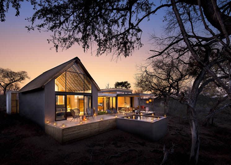 Lion Sands Ivory Lodge Exterior