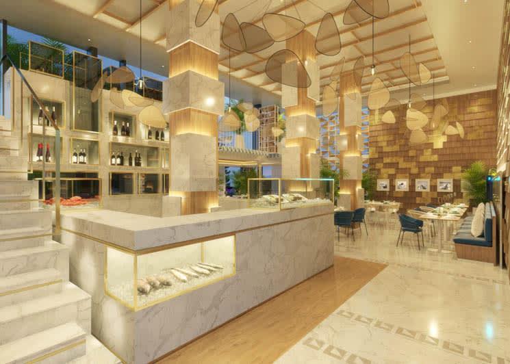 Bless Hotel Ibiza Salao Interior