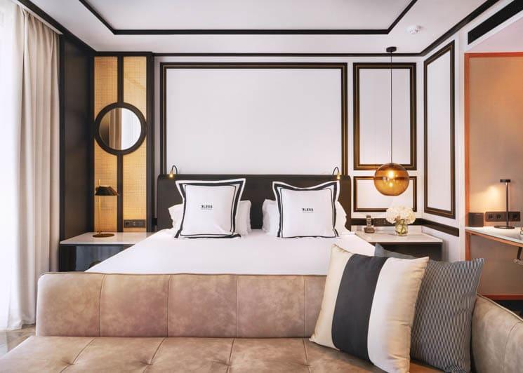 Bless Hotel Ibiza Studio Suite Lounge